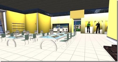 Virtual Training Room