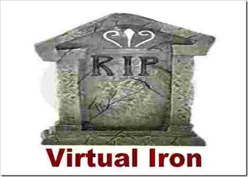 RIP Virtual Iron