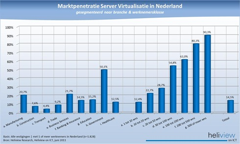 Heliview server virtualisatie