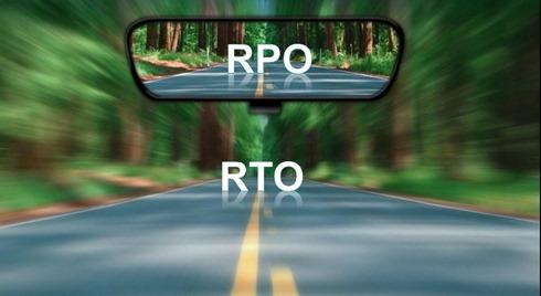 RPO vs RTO