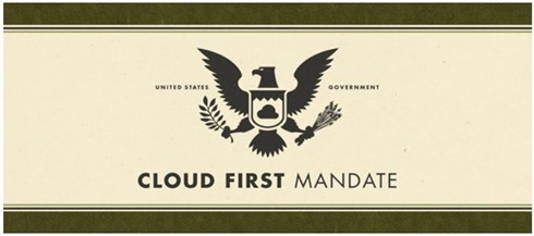 Cloud First Mandate