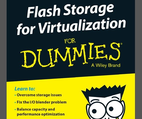 Flash Storage for Virtualization