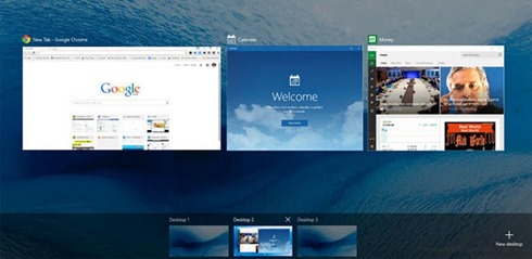 Virtual Desktop Manager Windows 10